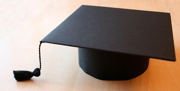 Как сделать шапочки гимназиста