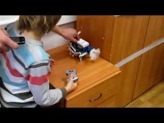 Робот конструктор ЖУК FUN&BOT 3