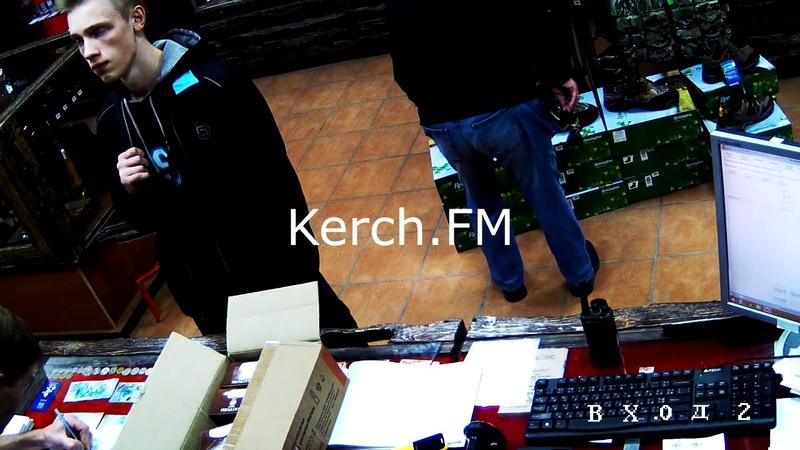 Росляков покупает патроны в магазине Сокол (полная версия)