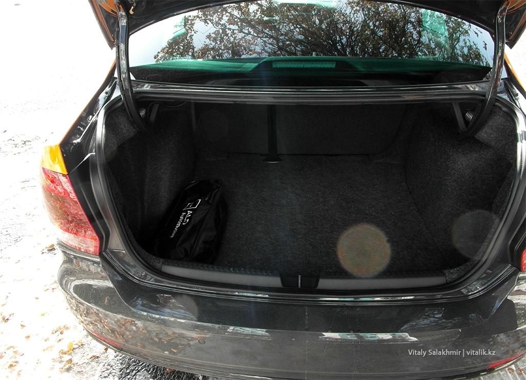 Сумка в багажнике машины Anytime Казахстан