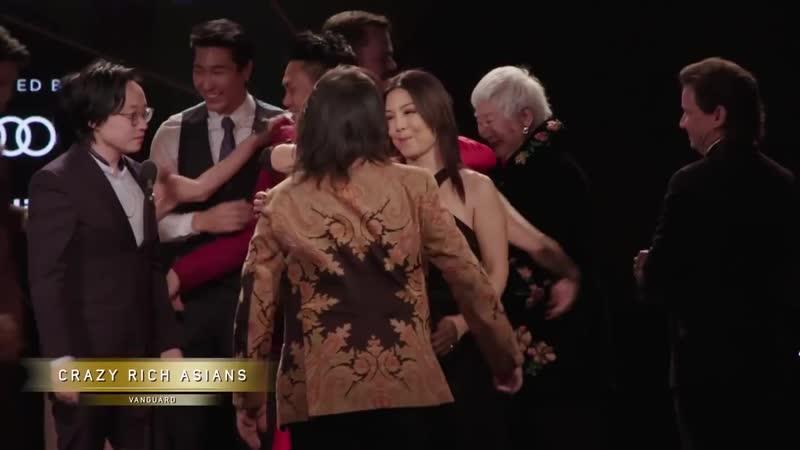 Гарри на Unforgettable Gala 2018