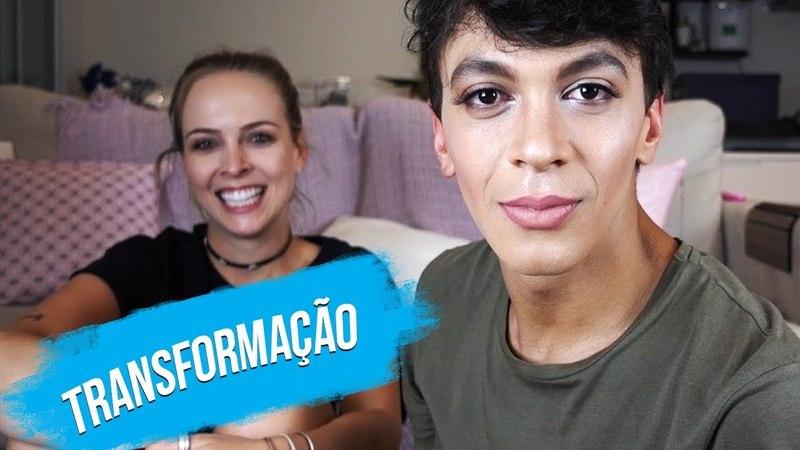 MAKE BÁSICA DO DIA A DIA - TATA E COCIELO