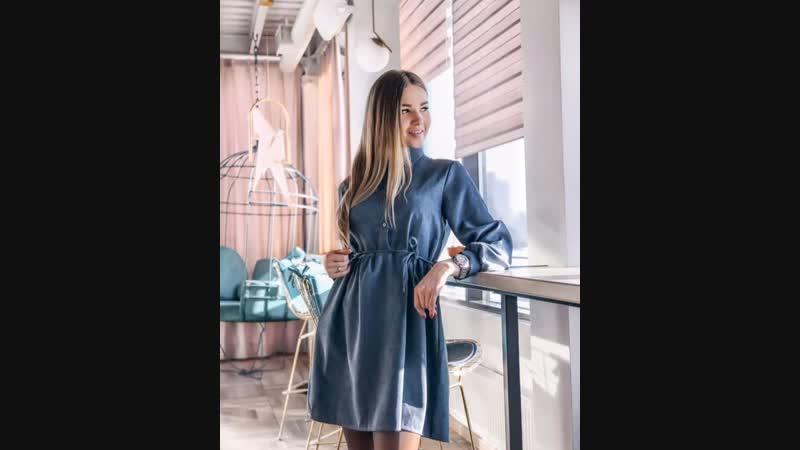 🏷 платье_от_kmc_irk 2750₽, также в бежевом и пудровом цвете