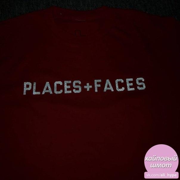 Футболки Places+Faces -