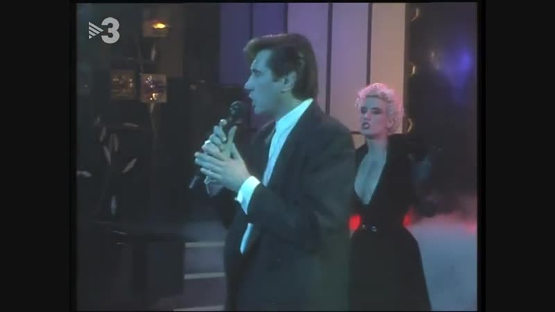 Bryan Ferry Dont Stop The Dance 1985 Angel Casas Show