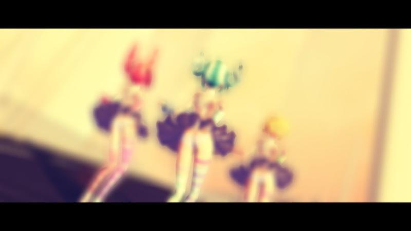 [MMD] Lisa Swalla - Pastel models   MANY PANTSU 16