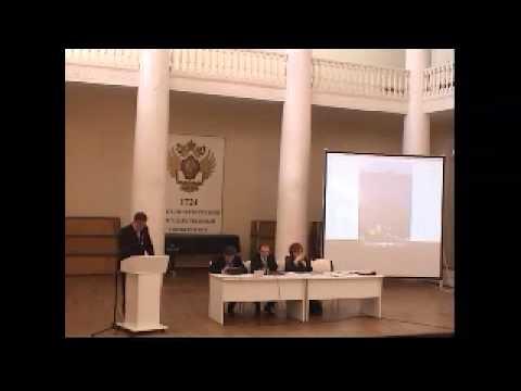 П.А. Кротов: Петр Великий, личность и преобразования, 31.03.2014