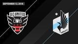 HIGHLIGHTS D.C. United vs. Minnesota United FC September 12, 2018