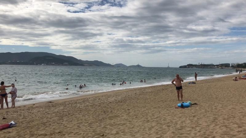 19 июля - погода в Нячанге - Вьетнам онлайн веб камера - отзывы прогноз на июль 2018