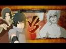 Naruto Shippuden: Ultimate Ninja Storm 3: FULL BURST - Sage Kabuto vs Sasuke Itachi Boss Battle