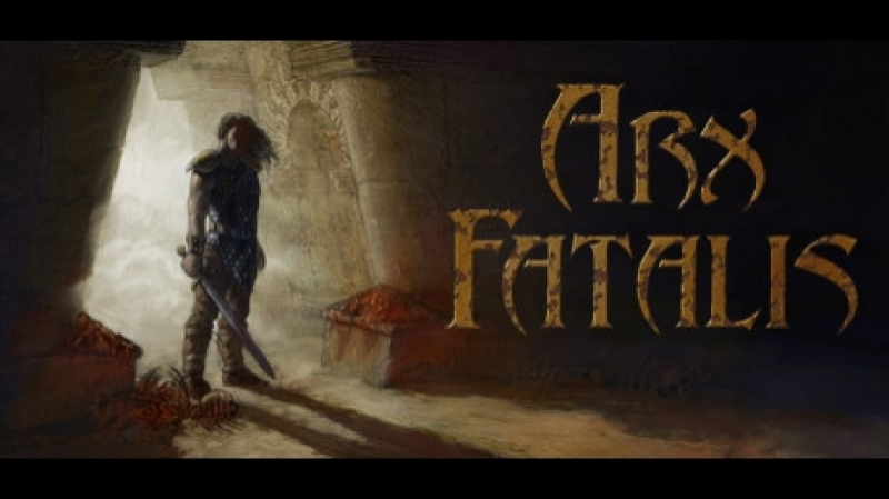 Arx Fatalis. Часть седьмая. (В рыцари то посвятят?)