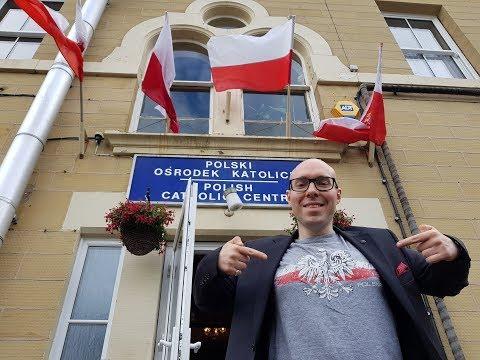 Szlachtowicz i Rola prosto z Leeds (UK) o przyszłości prawicy, mediach i połączeniu się Polonii!