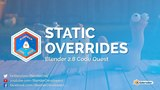 Static Overrides: The new