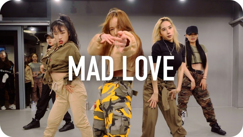 Mad Love - Sean Paul, David Guetta ft. Becky G / Yeji Kim Choreography