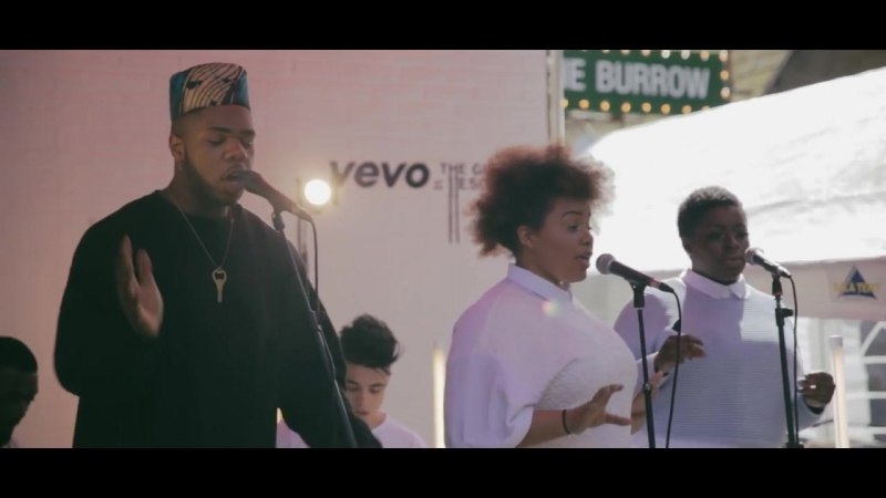MNEK - Every Little Word (Acoustic) (Live, Vevo UK @ The Great Escape 2014)
