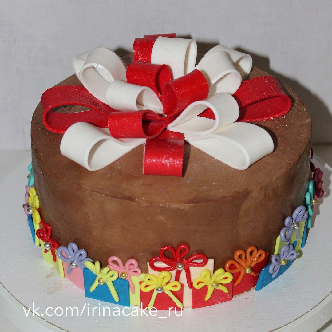 Новогодний торт (Арт. 1)