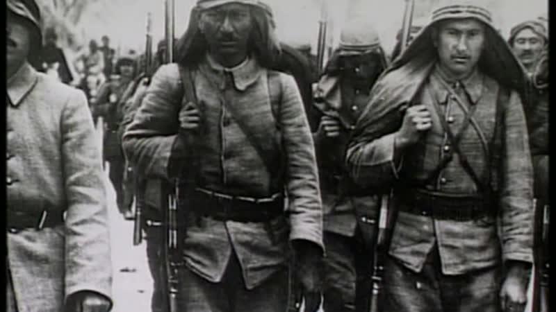 Первая мировая война 1914 - 1918 (3 серия).