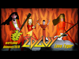 EDGUY - Love Tyger (Official Music Video)