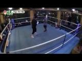 Джон Кук и бокс (Дневник Мамы, 93 эпизод) Episode 93 of My Ugly DucklingMoms