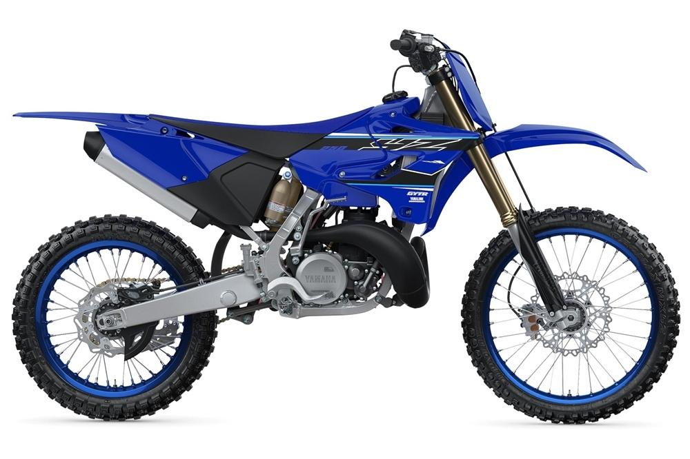Обновленная линейка Yamaha YZ 2021