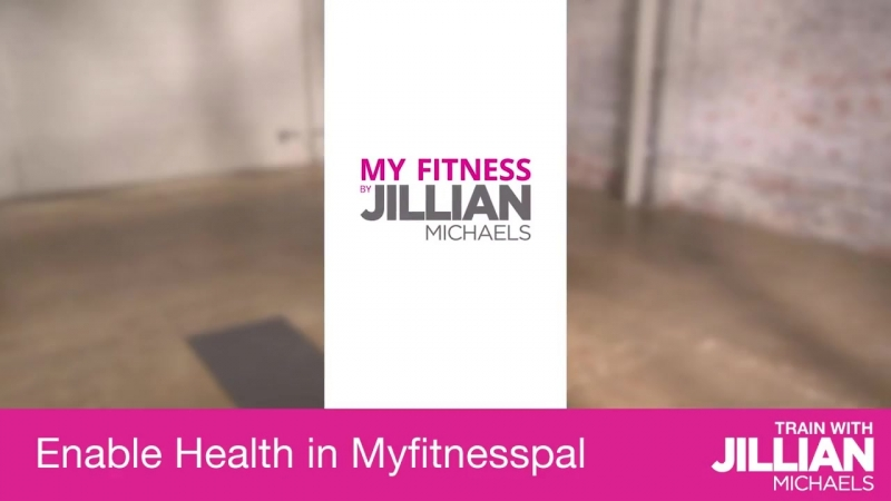 HOW TO: Use My Fitness Pal with My Fitness by Jillian Michaels
