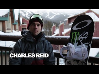 Oakley Canada welcomes Charles Reid to the Oakley Family