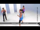 Высокоинтенсивная интервальная тренировка. 10 минут. Линдси Брин. HIIT Cardio Workout (10 minutes)