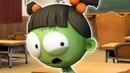 Spookiz | DIENTE SUELTO | Dibujos animados para niños | WildBrain