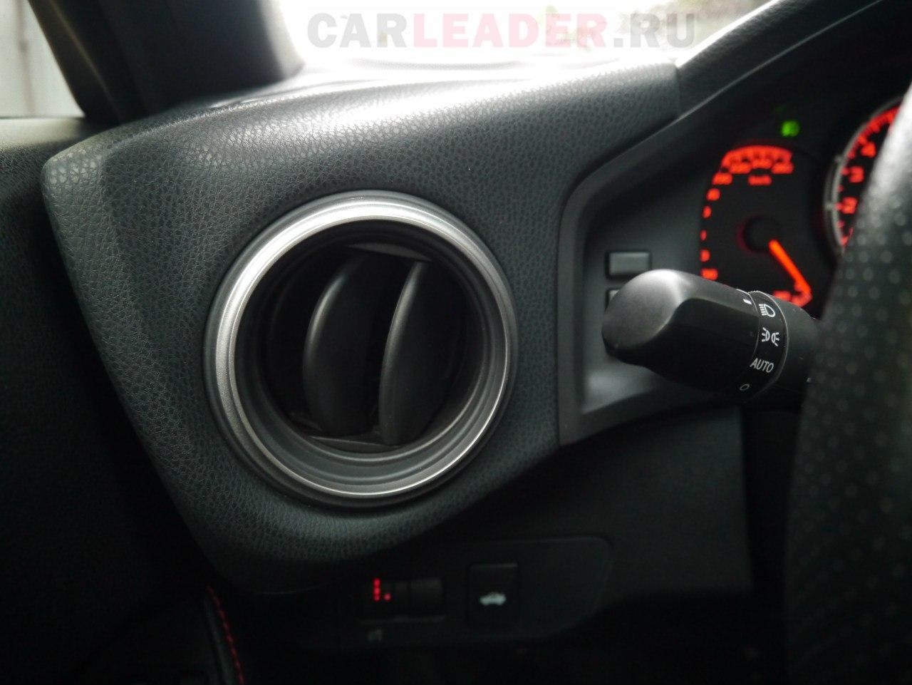 Пластик в Subaru теперь не хуже, чем в немецких авто.