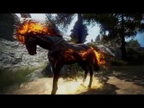 Black Desert - T9 Doom Horse -TEST (PvE) - Prueba Caballo Tier 9