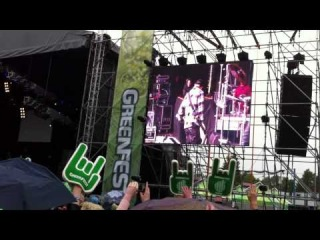 HOLLYWOOD UNDEAD  We are young! We are strong!     Tuborg Green Fest  ���  29 06 2014