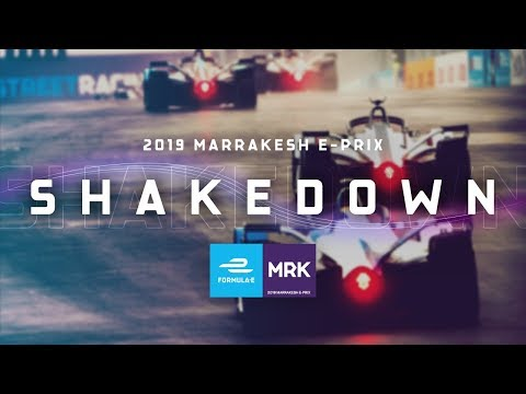 Shakedown LIVE Race Preview Show From The 2019 Marrakesh E Prix