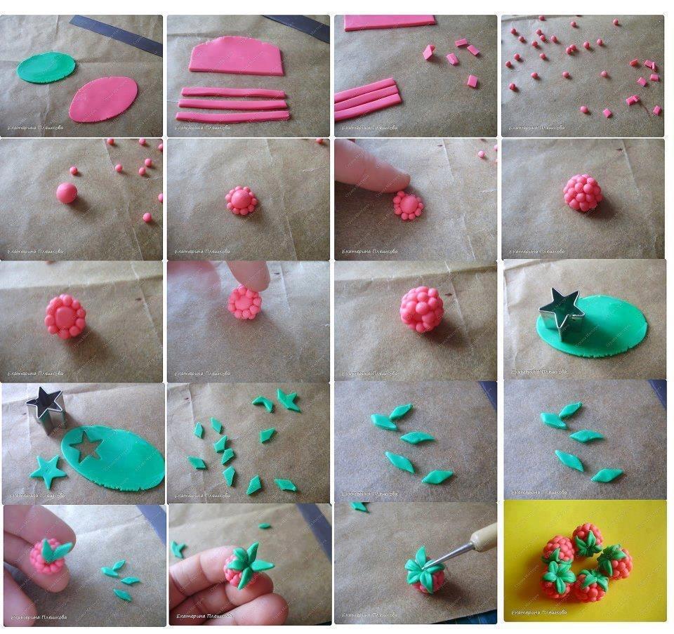 Что можно сделать из пластилина поделки