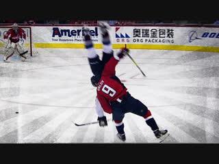 Самые мощные хиты НХЛ