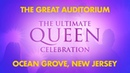 Marc Martel Ultimate Queen Celebration @ The Great Auditorium - Ocean Grove ~ Fan Videos