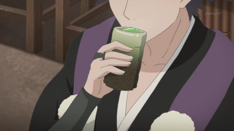 Повар небесной гостиницы 12 серия [Русские субтитры Aniplay.TV]Kakuriyo no yadomeshi
