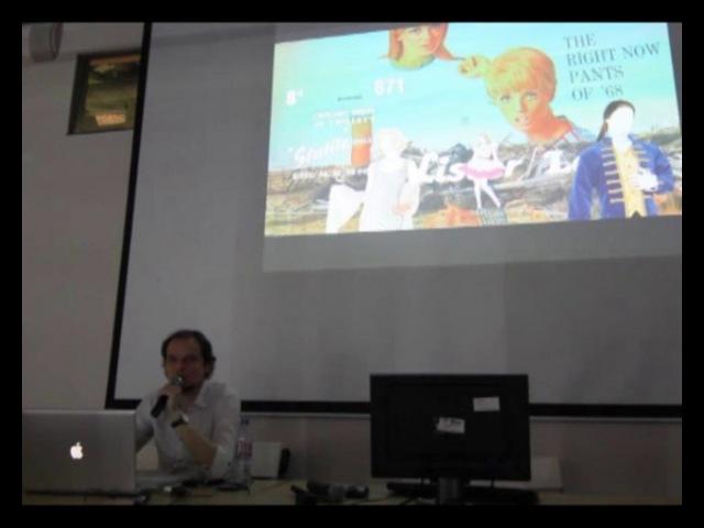 MOTION WEEKEND 2012 / Nick Gladyshev / TVRAIN ART-DIRECTOR (Part 2)