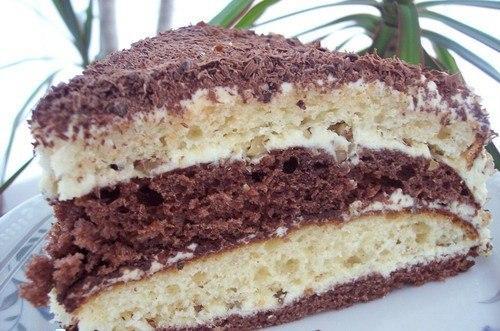 Торт новинка в домашних условиях рецепт