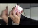 Мгновение Пересчет пачки банкнот Чудеса
