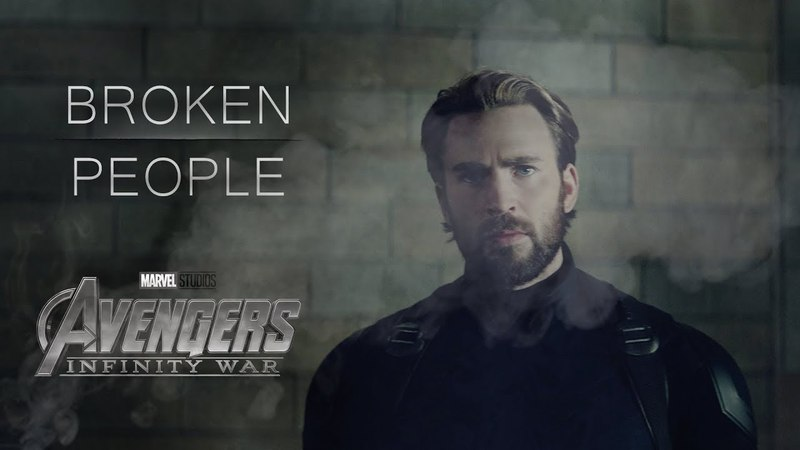 Broken People Avengers Infinity War