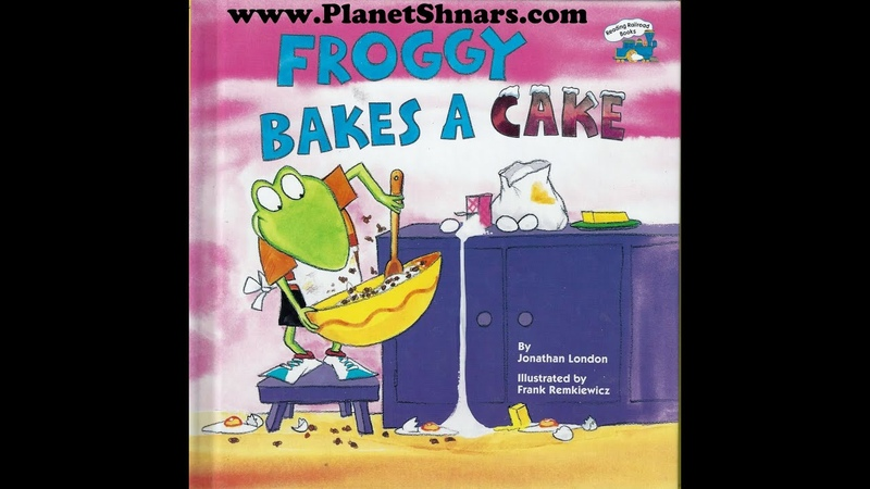 Froggy Bakes a Cake - Jonathan London - Bedtime Story - with Narration