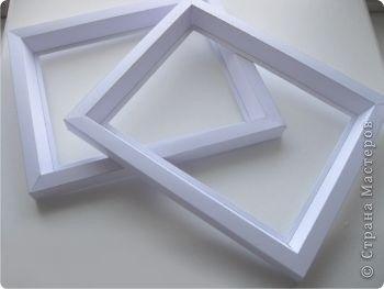 Рамки своими руками из бумаги схемы