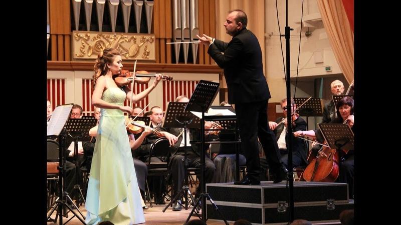 Felix Mendelssohn - Violin Concerto E Minor - Olga Zorkina, Violin, Cond. David Marukhian