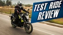 Honda CB Hornet 160R Test Ride Review By Team BikeBD