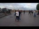 Open Air Strelka of Vasilyevsky Island Sankt-Petersburg 04.06.18 DJ Vorobey