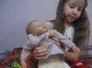 Распаковка куклы реборн Reborn Doll Box Opening