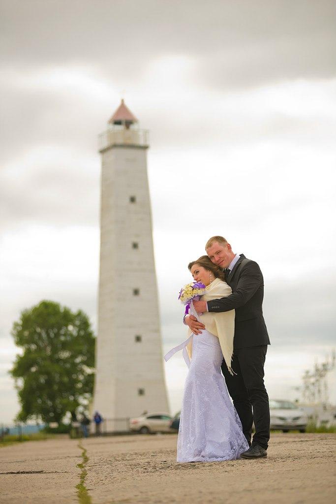 Свадебный фотограф в Кронштадте