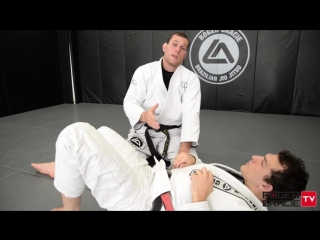 Roger Gracie - Half_Butterfly Guard Pass to Mount