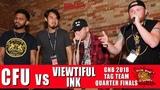 CFU vs Viewtiful Ink GNB 2018 Tag Team - Quarter Finals