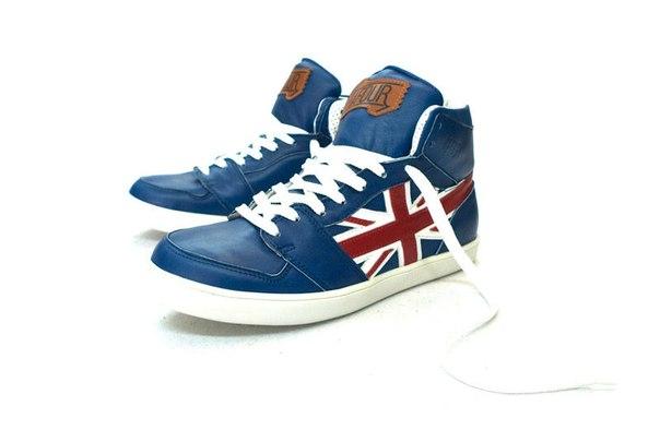 купить часы с британским флагом